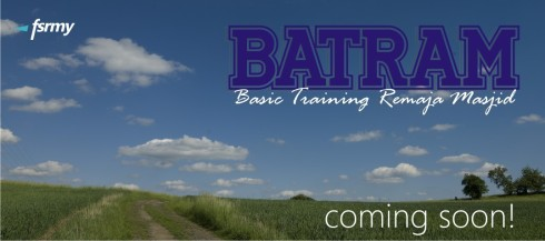 BATRAM -coming soon!