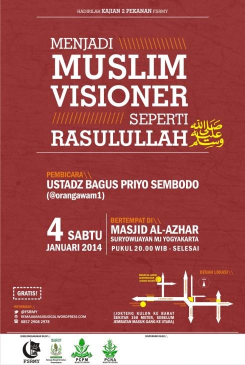 poster muslim visioner