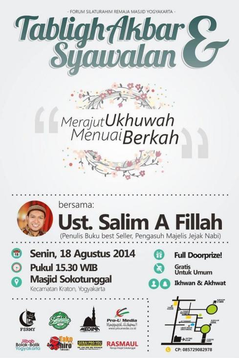 poster syawwal
